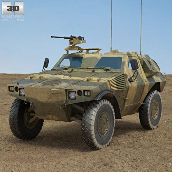 Panhard VBL - 3DOcean Item for Sale