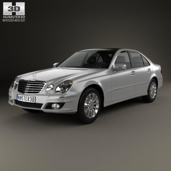 Mercedes-Benz E-Class (W211) 2006 - 3DOcean Item for Sale