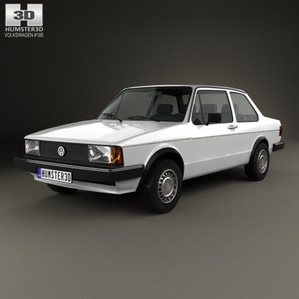 Volkswagen Jetta 2-door 1979 - 3DOcean Item for Sale