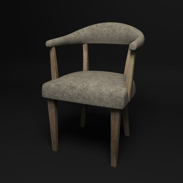 Ancient chair