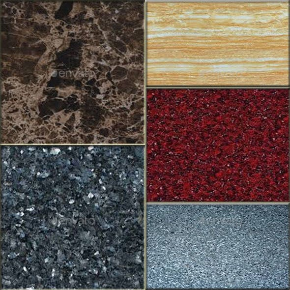 Original Floor Tile - Granite Texture Vol.1
