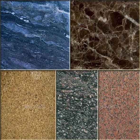 Original Floor Tile - Granite Texture Vol.2