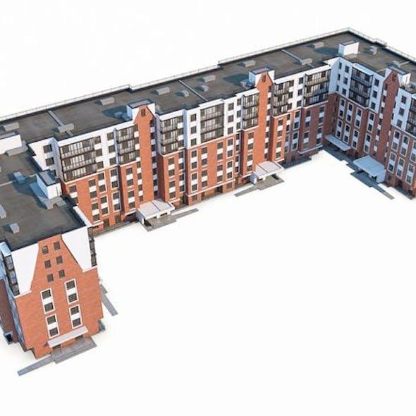 Apartment Buildings 03