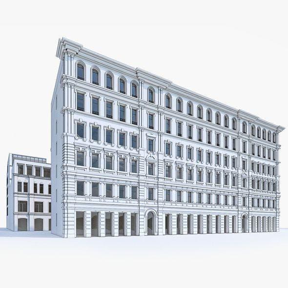 Apartment Buildings 05