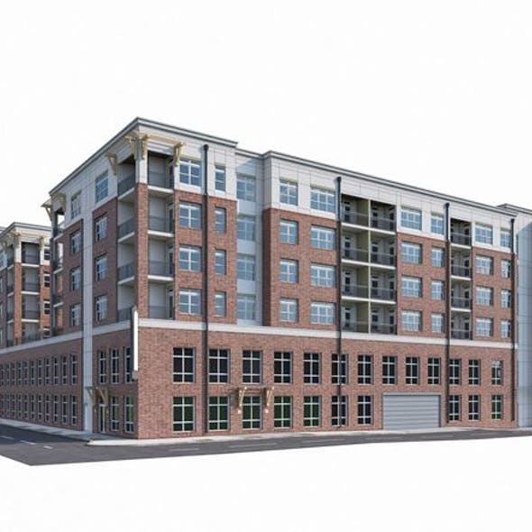 Apartment Complex 04