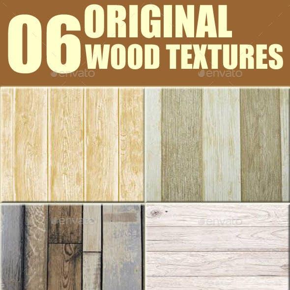 06 Original Wood Textures