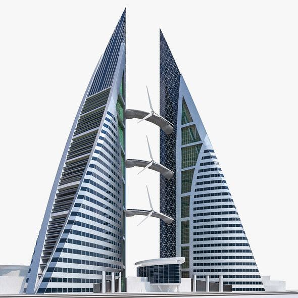 Bahrain World Trade Center
