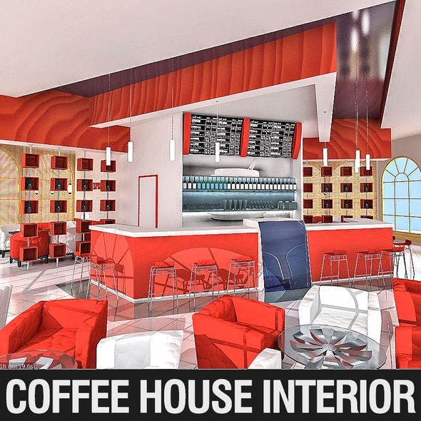 Coffee House Interior