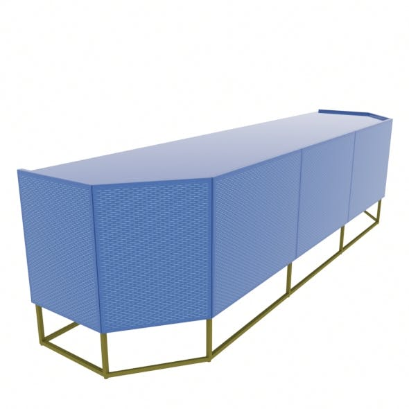 commode Shade G.Vigano - 3DOcean Item for Sale