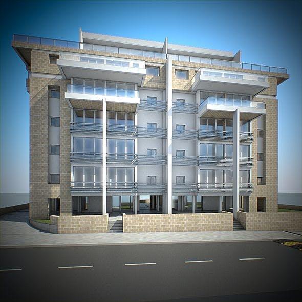 Condominium 03 - 3DOcean Item for Sale