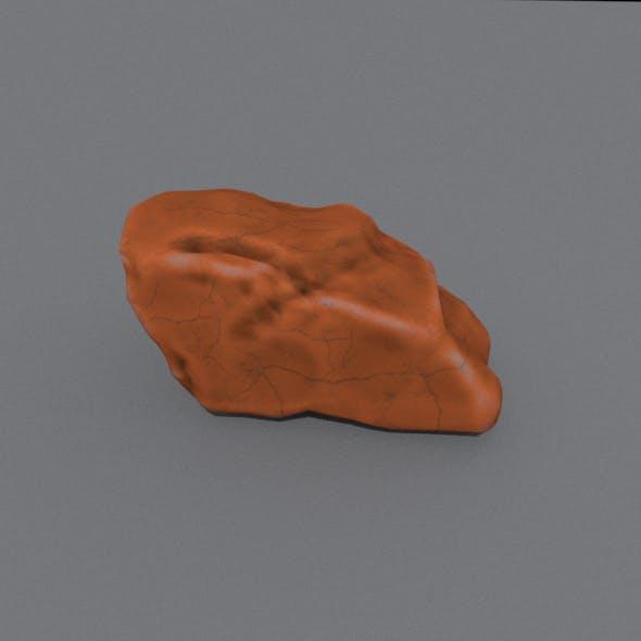Low Poly Rock