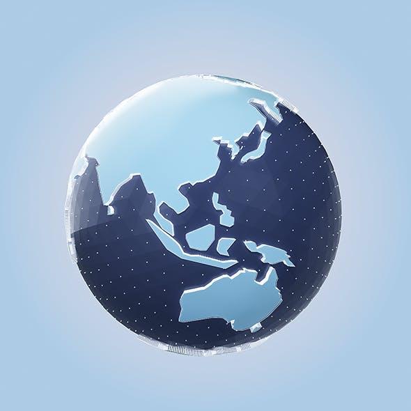 Electron Earth