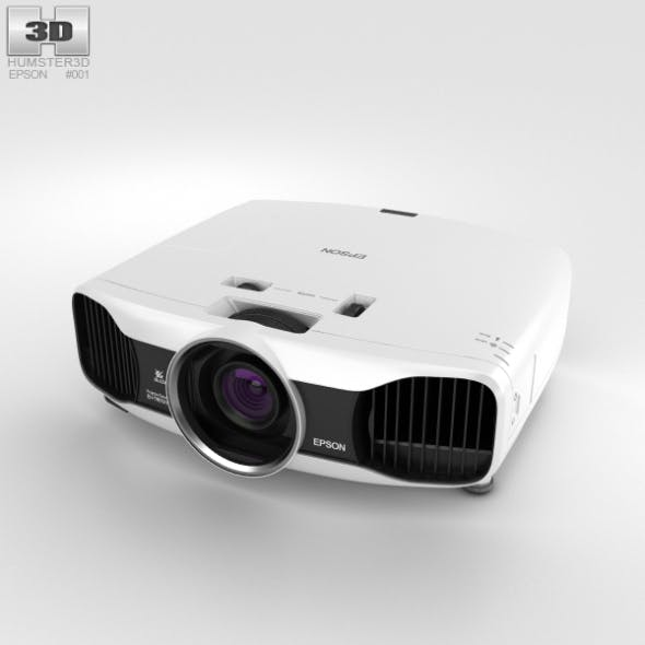 Projector Epson EH-TW9000W - 3DOcean Item for Sale