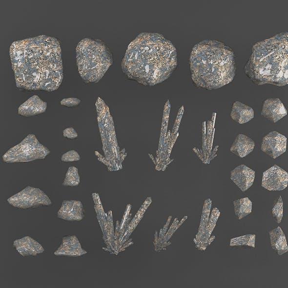 Rocks Pack1