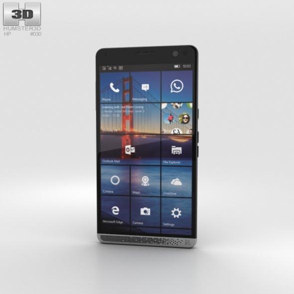 HP Elite x3 Black - 3DOcean Item for Sale