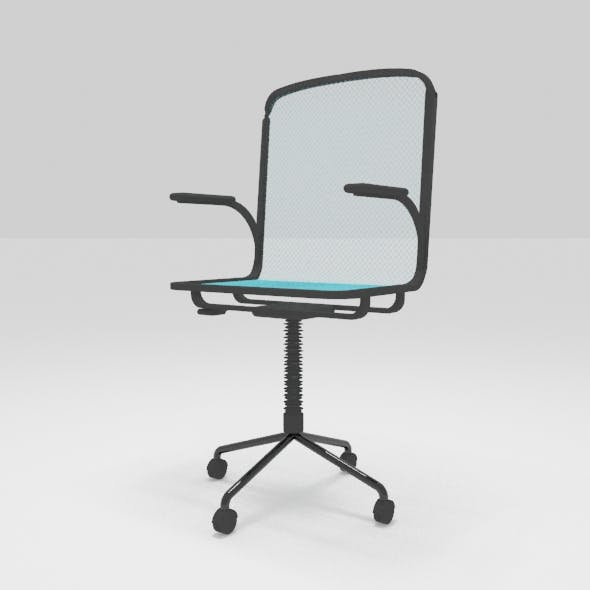 New model chair office furniture - 3DOcean Item for Sale