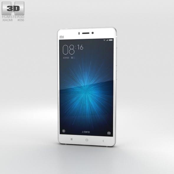 Xiaomi Mi 4s White - 3DOcean Item for Sale