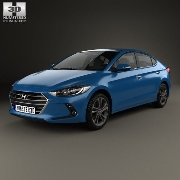 Hyundai Elantra (CN) 2017