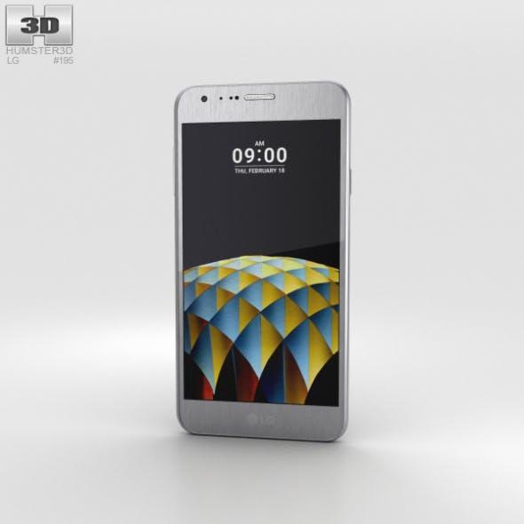 LG X Cam Titan Silver - 3DOcean Item for Sale