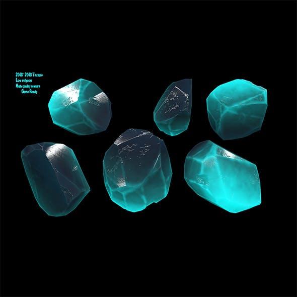 crystal 3 - 3DOcean Item for Sale