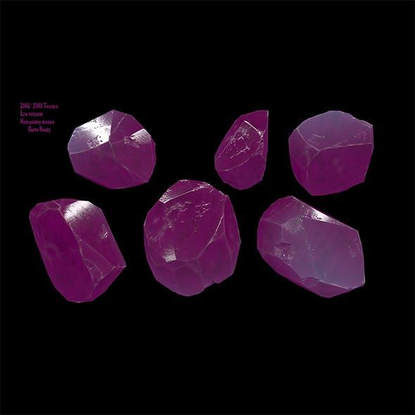 crystal 6 - 3DOcean Item for Sale