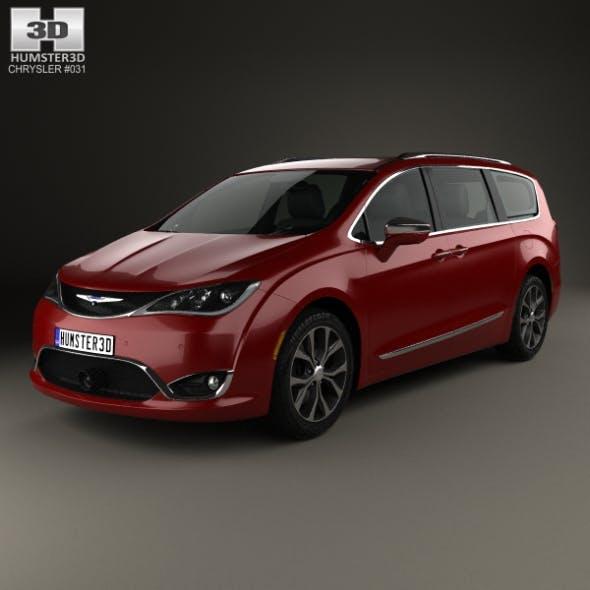 Chrysler Pacifica 2017 - 3DOcean Item for Sale