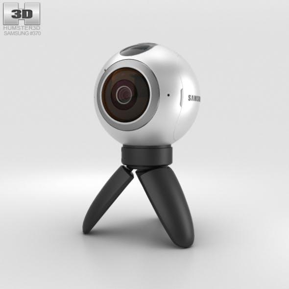 Samsung Gear 360 Camera - 3DOcean Item for Sale