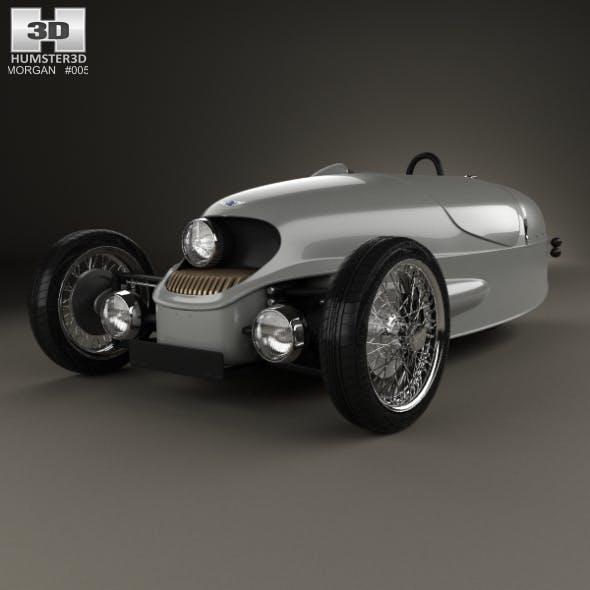 Morgan EV3 2017 - 3DOcean Item for Sale