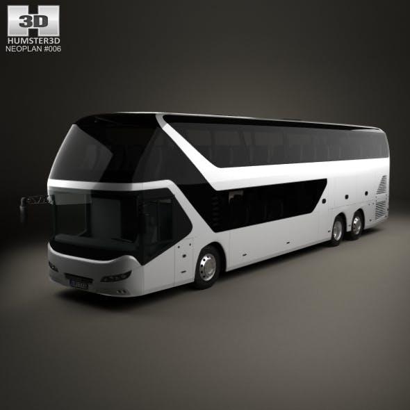 Neoplan Skyliner Bus 2010 - 3DOcean Item for Sale