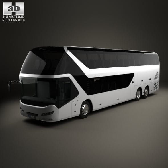 Neoplan Skyliner Bus 2010