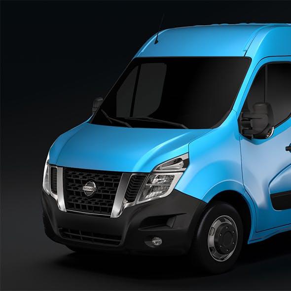 Nissan NV 400 L3H2 Van 2017 - 3DOcean Item for Sale