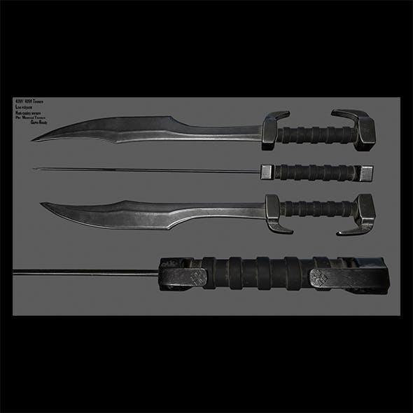 sword  5 - 3DOcean Item for Sale