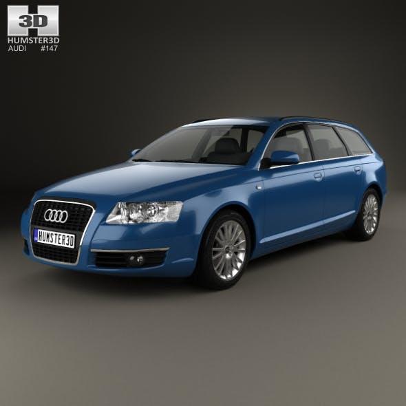Audi A6 (C6) Avant 2005