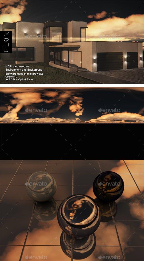 Sunset Desert 111 - 3DOcean Item for Sale