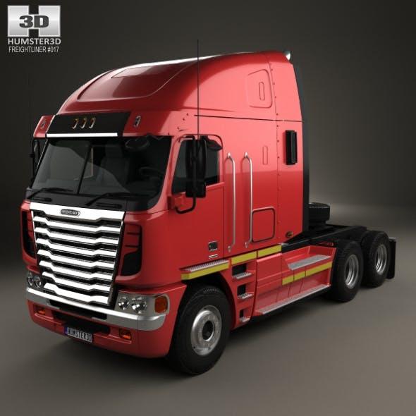 Freightliner Argosy Tractor Truck 2011