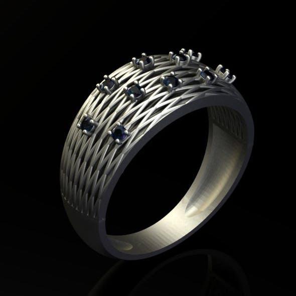 InfinitiRing - 3DOcean Item for Sale