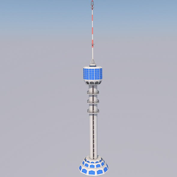 Baghdad Communications Tower