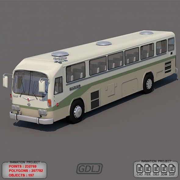 Nissan Diesel Bus