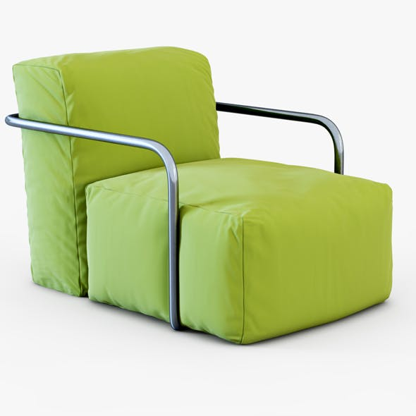 Armchair BUBBLY - 3DOcean Item for Sale