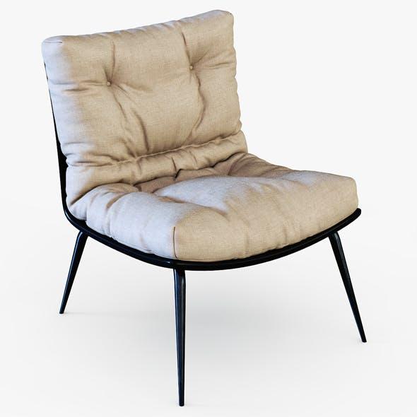 Armchair Chris - 3DOcean Item for Sale