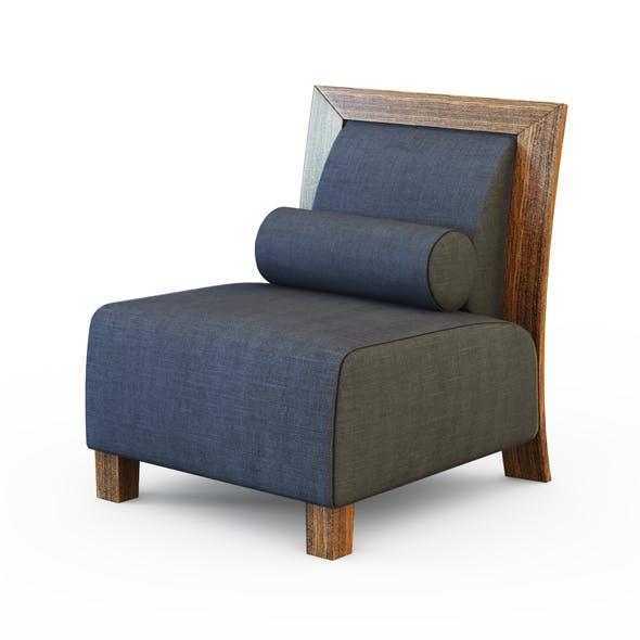 Armchair Fashion L - 3DOcean Item for Sale