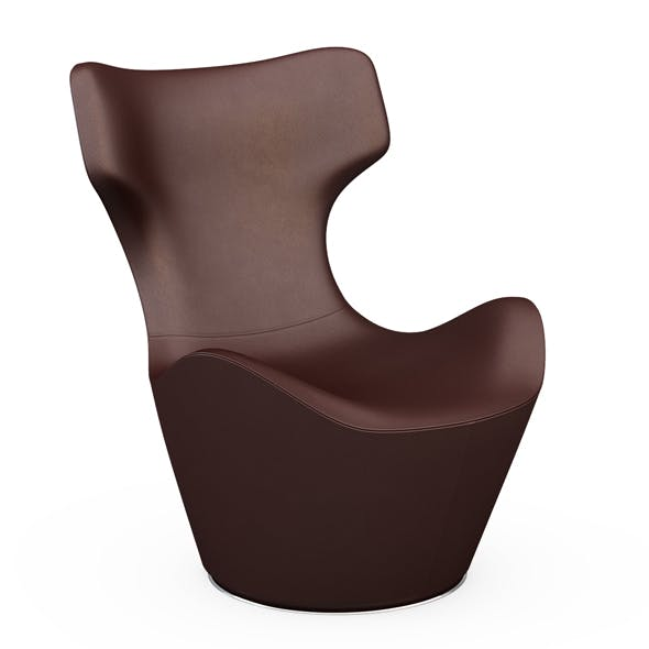 Armchair Grande Papilio - 3DOcean Item for Sale