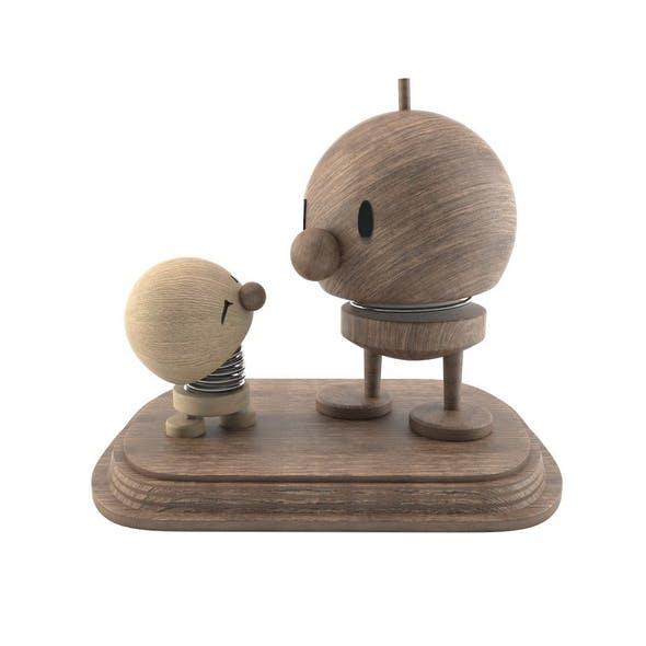 Wooden men - 3DOcean Item for Sale