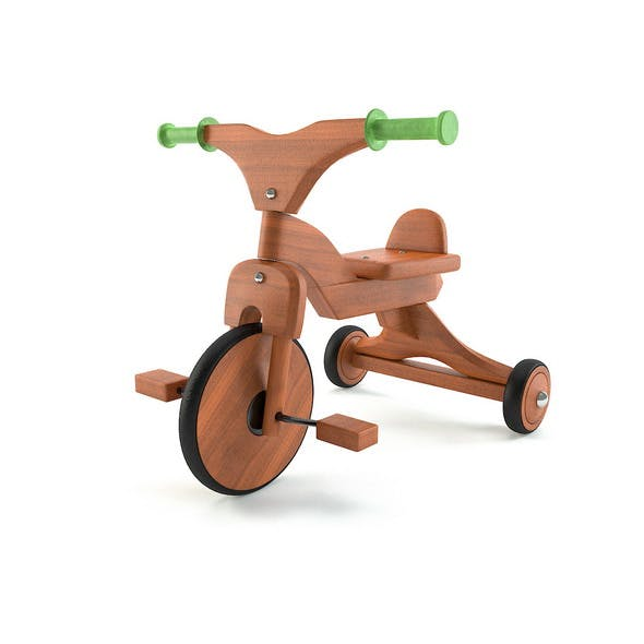 Wooden bike - 3DOcean Item for Sale