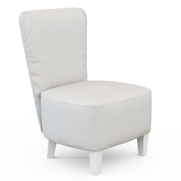 Armchair LC 26 - 3DOcean Item for Sale