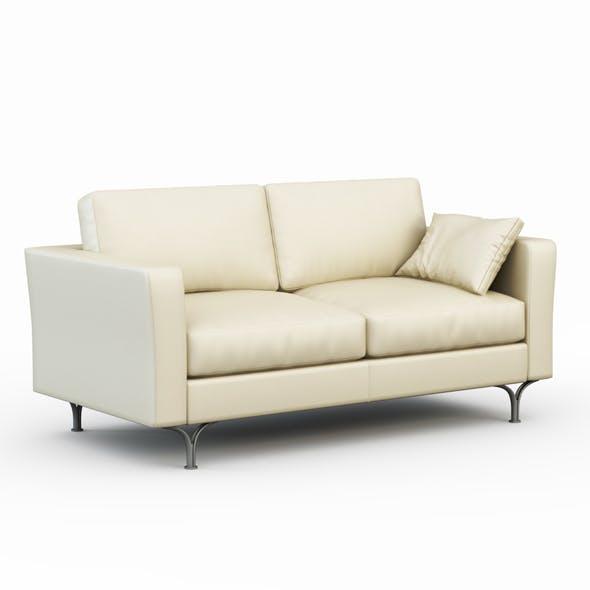 Sofa Armonia - 3DOcean Item for Sale