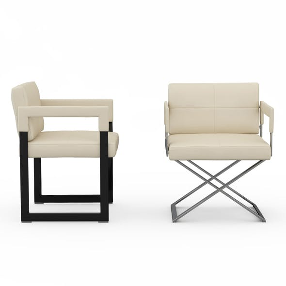 Chair Aster X - 3DOcean Item for Sale