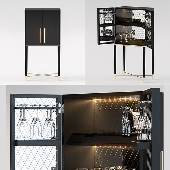 Gallotti Radice Tama Home Bar