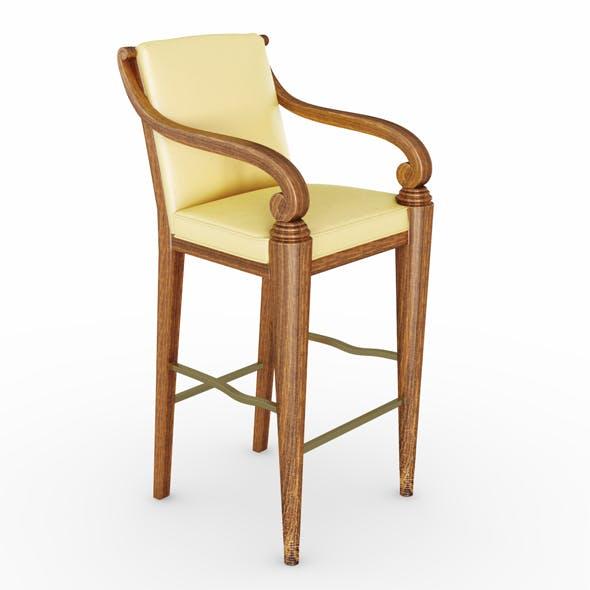 Bar chair Medusa - 3DOcean Item for Sale