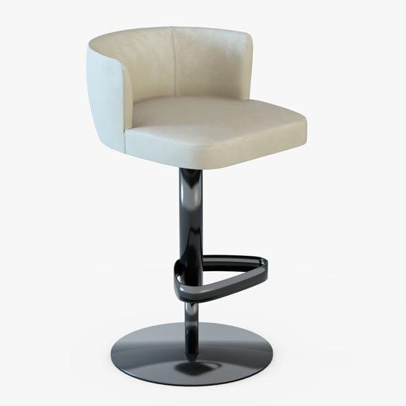 Bar Chair Kelly - 3DOcean Item for Sale